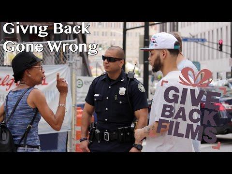 Giving Back Gone Wrong | GiveBackFilms