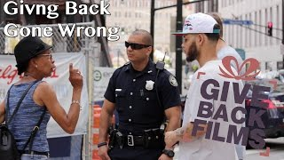 Giving Back Gone Wrong | GiveBackFilms