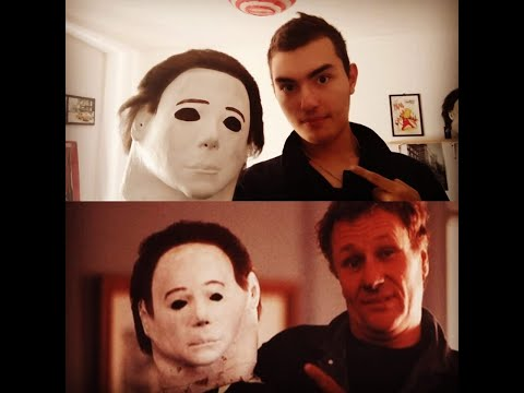 Halloween 4 The Returns Of Michael Myers Costume Test