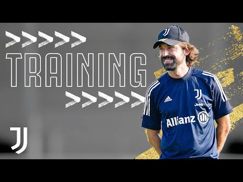 ⏰ THE COUNTDOWN CONTINUES! | Fast-Paced Passing Drills & Practice Match | Juventus Training