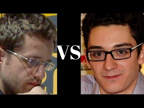 Levon Aronian Immortal Chess Game! : Sinquefield cup 2015 Round 1 vs Fabiano Caruana
