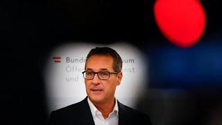 Strache aggódik a Sargentini-szavazás miatt
