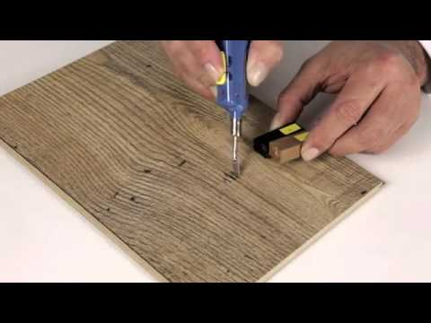 comment utiliser le kit de réparation quick-step? - youtube