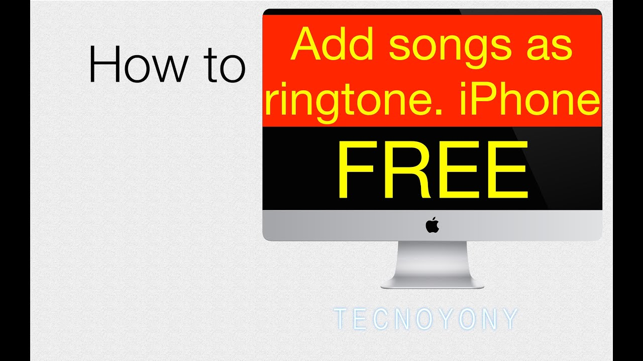how to add music to iphone video how easy add songs as ringtone iphone 19825