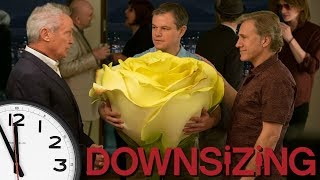 Downsizing - A Minute Movie Review