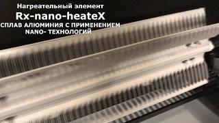 Обзор Электрического конвектора Cooper&Hunter серии Domestic black с механическим управлением