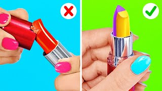 DIY BEAUTY PRODUCTS || Cool Ways To Reuse And Fix Old Makeup
