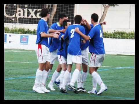 Atlètic Roda de Barà 08/09