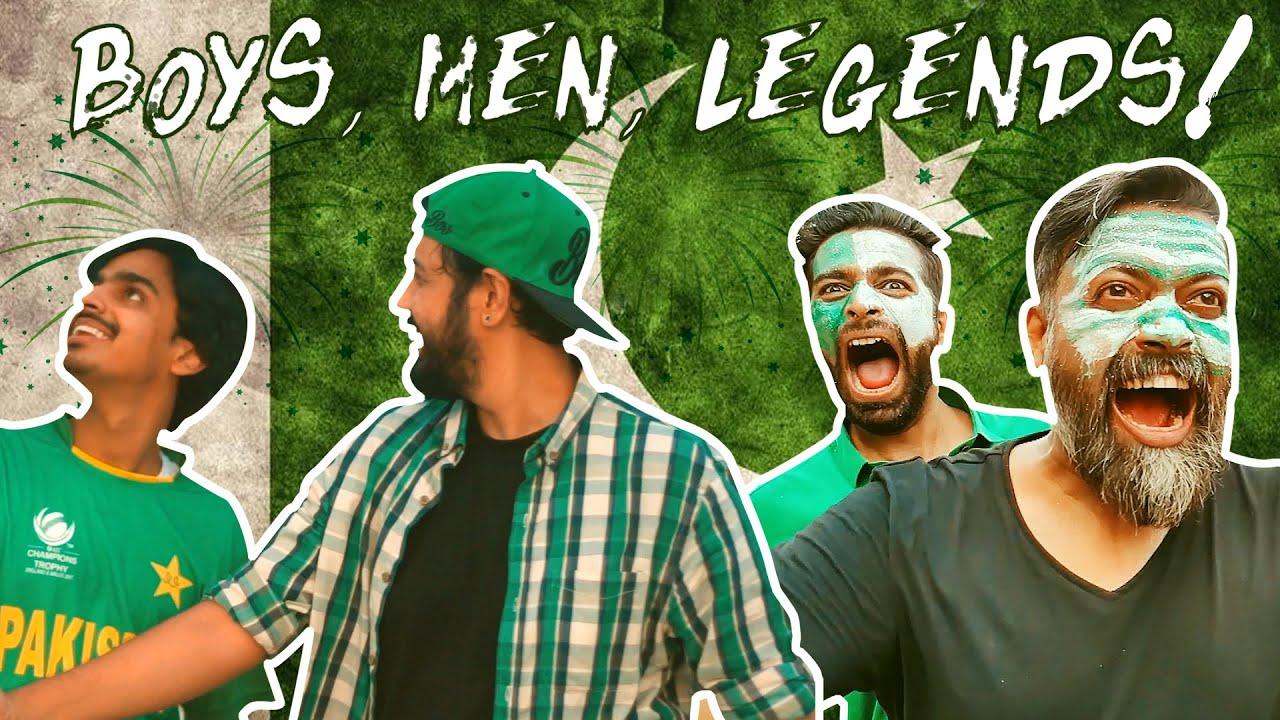 BOYS, MEN, LEGENDS!   14th AUGUST SPECIAL   Comedy Skit   Bekaar Films