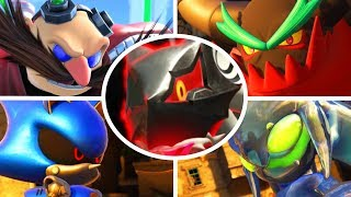 Sonic Forces - All Bosses (S Rank)