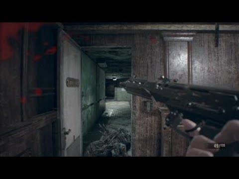 RESIDENT EVIL 7 biohazard Gold Edition Gameplay How to get Machine Gun |
