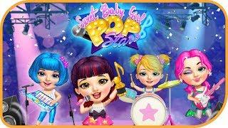 स्वीट बेबी गर्ल पॉप स्टार - सुपरस्टार सैलून और शो | TutoTOONS | शैक्षिक | घास का दिन screenshot 2