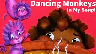 An official Felt Reel Production for S.F. Hardy Dancing Monkeys In My Soup (Book Trailer)