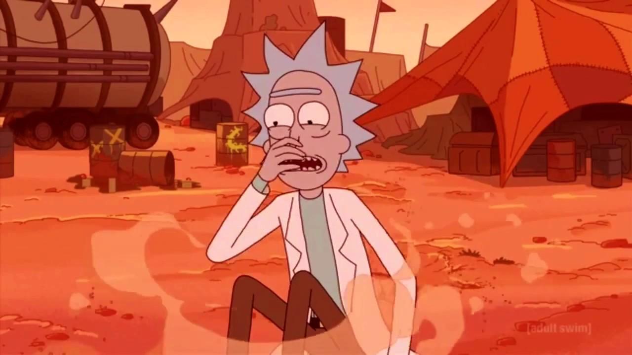 Download Morty found Doomguy's arm | Rick & Morty [Season 3 - Episode 2]
