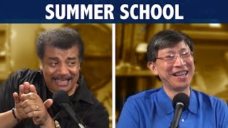 Cosmic Queries: Summer School with Neil deGrasse Tyson