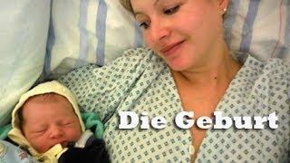 Die Geburt unseres Sohnes I Der Tag der Geburt I MamaBirdie