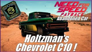 Need for Speed Payback Abandoned Car Holtzman
