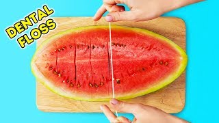 13 DELICIOUS FRUIT HACKS AND RECIPES