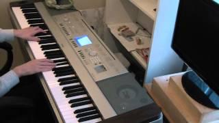 Happoradio - Puhu Äänellä Jonka Kuulen - Piano Cover
