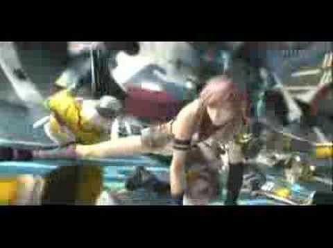 Final Fantasy XIII Trailer 2007