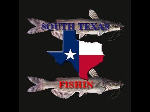 Catfishing with Talapia Cut Bait - South Texas Fishing