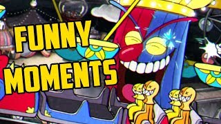 Cuphead: Funny Moments