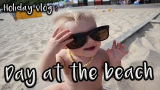 Bournemouth Staycation - Holiday Vlog : A day at the beach | Bella Drew | Documenting the Drews