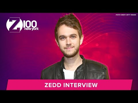Zedd Explains Why Liam Payne is Perfect for Get Low | Interview