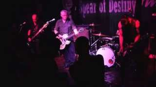 Spear Of Destiny  - These Days Are Gone Live at Greystones 27/10/2015
