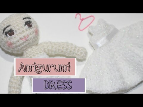 Crochet Doll Clothes Pattern / Amigurumi Clothes Pattern / ENG | Etsy | 360x480