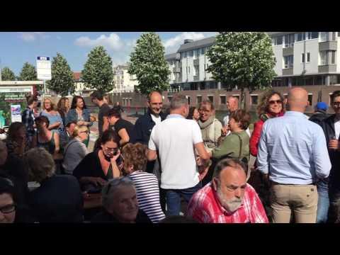 Opening Café Hard & Ziel Middelburg 9 juni 2017
