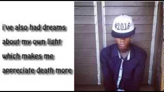 Alkaline - Gone Away | Lyrics Video