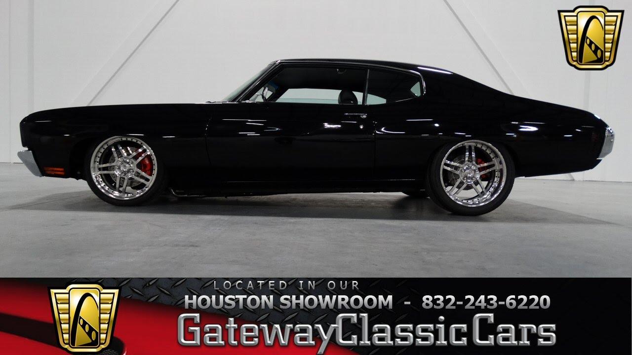 1970 Chevrolet Chevelle Houston TX