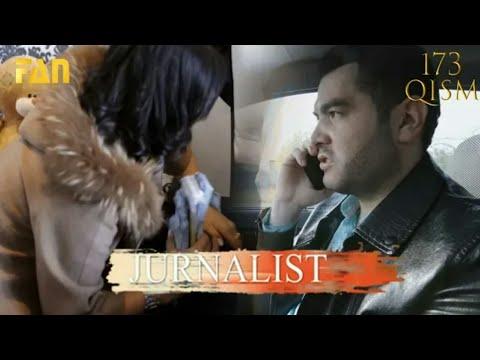 Jurnalist Seriali 173-qism (Yangi Uzbek Serial) / Журналист Сериали 173-қисм (Янги Ўзбек Сериали)