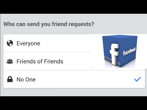 Facebook not showing friend requests