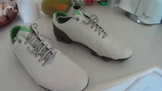 Hugo Boss Green Light golf shoe review
