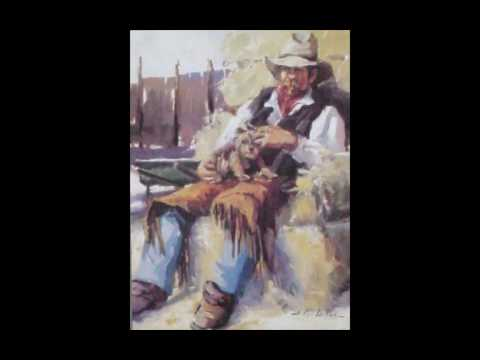 The Wild West - Cowboys In Art