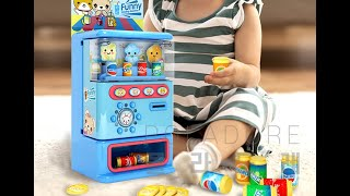 Y 1721 음료 자판기 장난감 아동 유아 역할놀이 저…