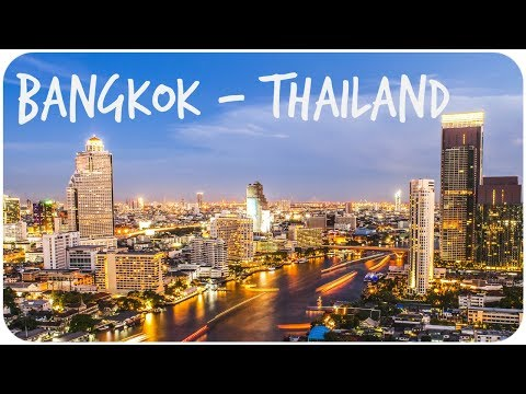 Bangkok - Capital of Thailand
