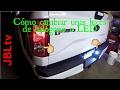 Como cambiar luces de halógeno a LED (mas brillantes)