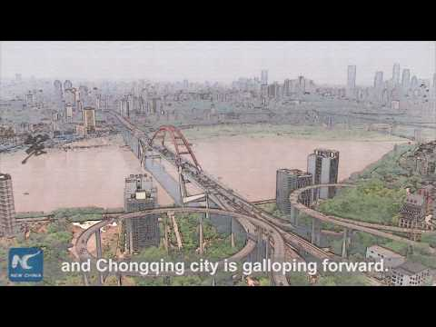 Memory of Chongqing: 20 years of change recorded with a pen