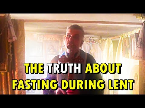 The TRUTH About Fasting During Lent