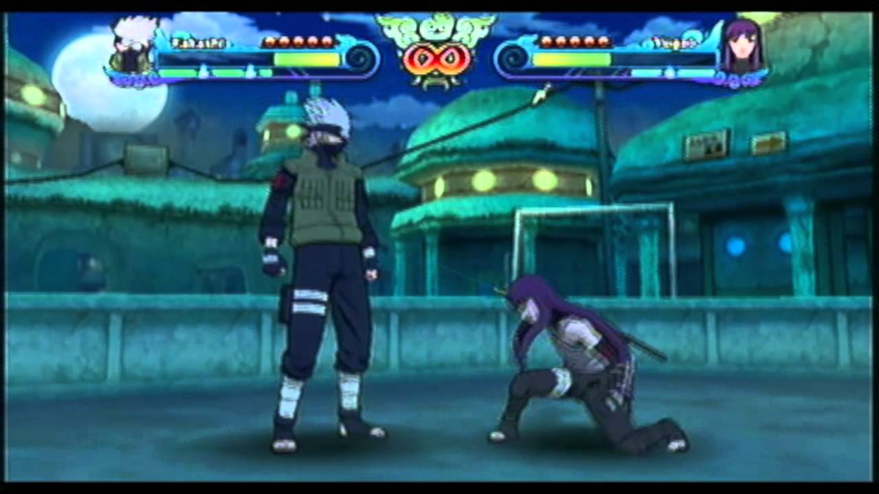 Naruto yugao and kakashi