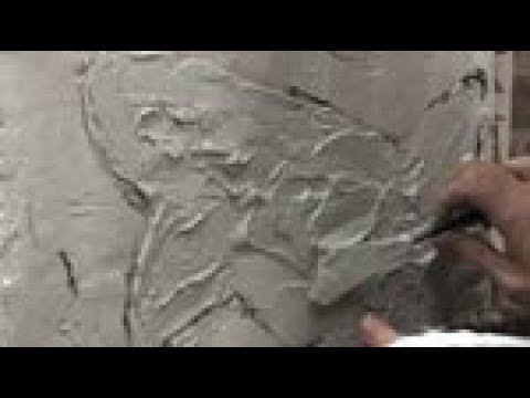 How To Make A Fresco Painting - with Artist Georges Le Chevallier