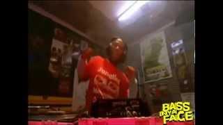 Bass In Ya Face Dubplate - Ganja Man (Deadly Hunta)