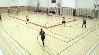 Naisten futsal-liiga 2018-2019 / Ylöjärven Ilves vs. FC Sport-j maalikooste 5.1.2019