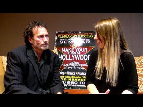 DIRECTOR DROPS BOMB ON HOLLYWOODS HEAD! Wait Until You Hear It! David Heavener BOMBSHELL