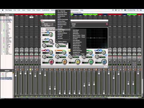 SEMINAR: Drum Mixing and Mastering Techniques
