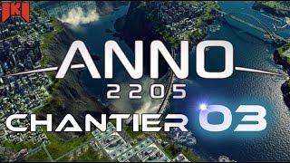 Anno 2205 Gameplay FR 03 - Colonie arctique et petits soucis financiers