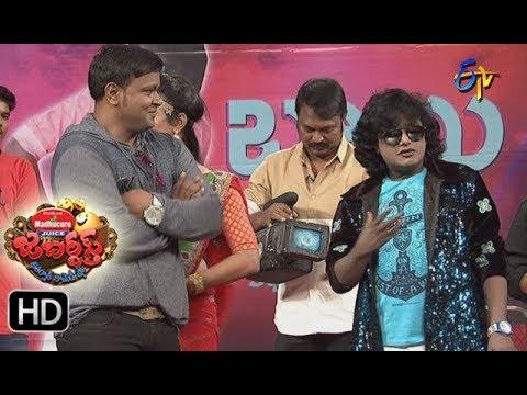 Bullet Bhaskar, Sunami SudhakarPerformance   Jabardasth    7th December 2017    ETV  Telugu